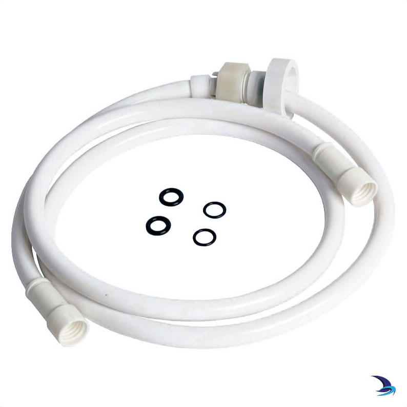 Whale - Shower Hose for Whale Elegance - White (1.5m)